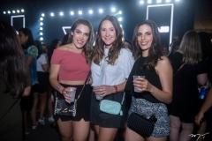 Mariana Feitosa, Camila Lima e Carolina Palácio