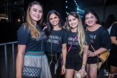 Mariana Pimenta, Isabele Temoteo, Joice Lima e Vivi Almada