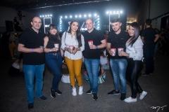 Miguel Dias Branco, Michele Nogueira, Tereza Leite, Abel Nogueira, Benício e Kadigena Nacibe