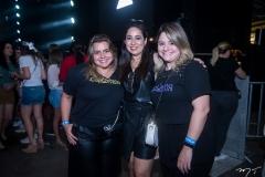 Renata Benevides, Ana Elise Holanda e Karla Rodrigues