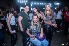 Ticiana Pinto, Natália Cruz, Marília Macedo e Graziele Xavier