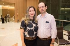 Aline e Gustavo Benevides