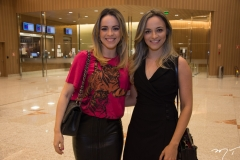 Bárbara Lima e Thaís Cavalcante