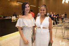 Márcia Barreira e Nazaré Santiago