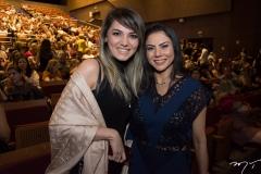 Patrícia Brasil e Rosa Moreira