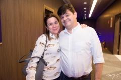 Poliana Ximenes e Eduardo Parente
