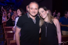 Robério e Bárbara Colares