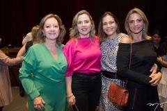 Tânia Teixeria Suyane Dias Branco, Ticiane e Michele Aragão