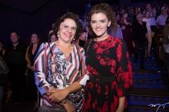 Valéria Gomes e Isabele Studart
