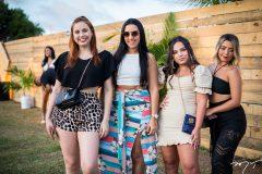 Beatriz Barbosa, Amanda Viana, Milena da Paz e Ingride Ribeiro