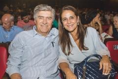Amarílio e Patrícia Macêdo