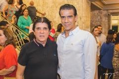 Dito Machado e Wilson Loureiro