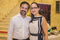 Márcio e Manoela Crisóstomo