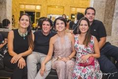 Manoela Queiroz Bacelar, Dito Machado, Fernanda Di Monte, Marília Queiroz Machado e Thiago Holanda