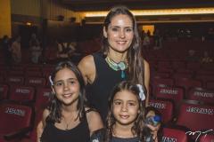 Manoela Queiroz Bacelar, Maria e Sara Bacelar