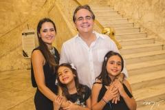Manoela, Ricardo, Maria e Sara Bacelar
