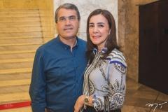 Mauro Porto e Liliane Macedo