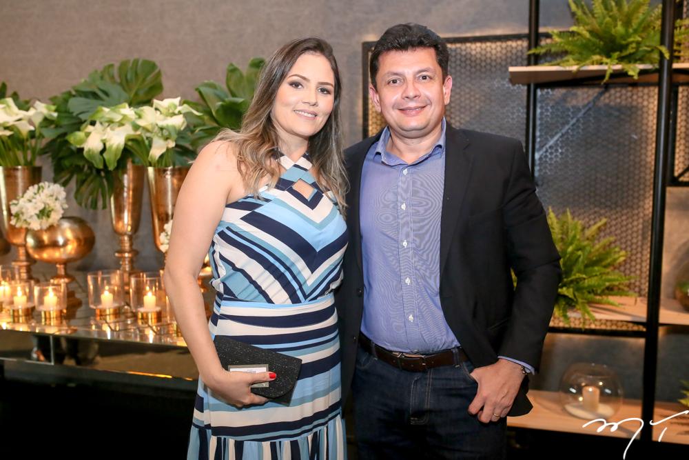 Ana Lucia e Ladislau Nogueira