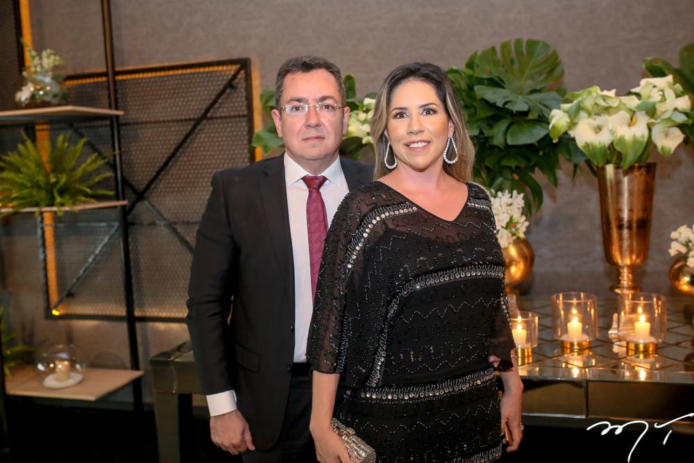 Antônio e Hilma Pinheiro