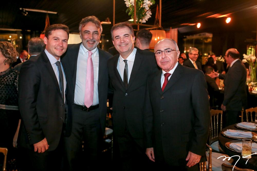 Fabio Albuquerque, Paulo Angelim, Ricardo Bezerra e Giovane Acioly