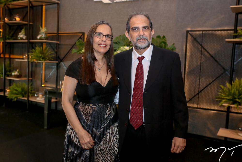 Neuma Sobreira e Fernando Oliveira