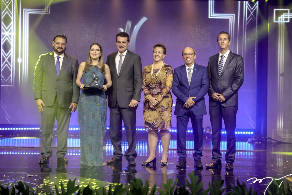 Patriolino Dias, Águeda Muniz, Fernando Gurgel, Betinha Nascimento, Andre Montenegro e Augusto Sousa