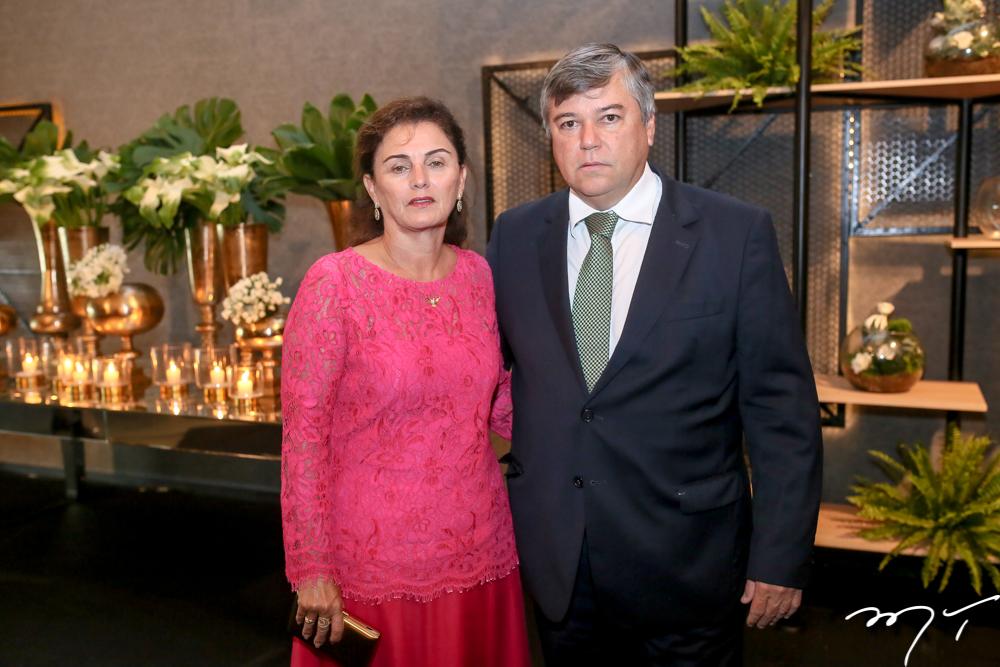 Solange e Arivaldo Queiroz