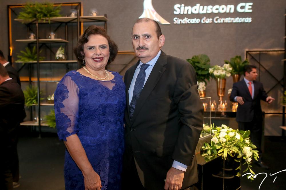 Valéria e Franzé Gomes
