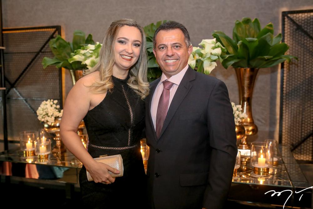 Zilda Magalhães e Sandeaux Filho