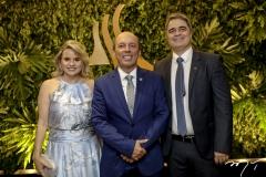 Adriana Jathay, Andre Montenegro e Paulo Jathay