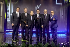 Alexandre Acioly, Silvio Filho, Silvio Campos, George Gress, Manoel Capistrano e Andre Montenegro