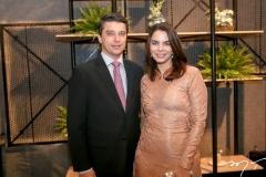 Andre Siqueira e Juliana Siqueira