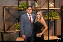 Augusto Holanda e Karla Patricia
