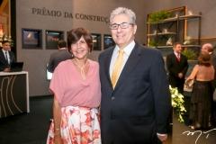 Bianca e Ricardo Quinderé