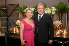 Fátima Goes e Fernando Pinto