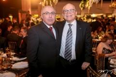 Giovane Acioly e Manuel Lourenço