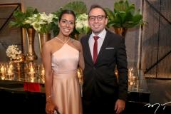 Ingrid Holanda e Andre Carvalho