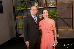 Julio e Luciana Leite