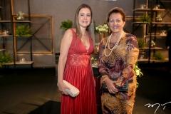 Liana Fujita e Betinha Nascimento