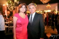 Marcia Cavalcante e Fernando Barroso