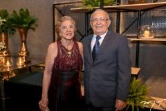 Maria Izaura Montenegro e Francisco Moreira