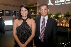 Marina e Francisco Issa