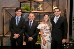 Matheus, Antônio, Thais e Thiago Cordeiro