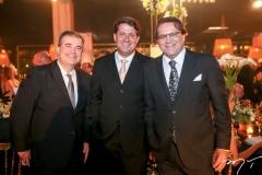 Ricardo Bezerra, Rafael Rodrigues e Paulo Fraga