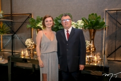 Tatiana e Luis Carlos Rolim