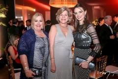 Teresa Gurgel, Ticiana Rolim e Cristiane Gurgel