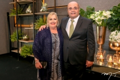 Teresa e Fernando Cirino Gurgel