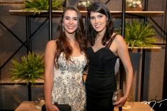 Vivian Barbosa e Flavia Simões