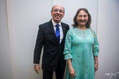 André Montenegro e Graça Dias