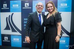André Montenegro e Ilda Pamplona